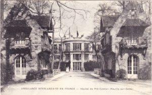 Le Pré Catelan in the Bois de Boulogne